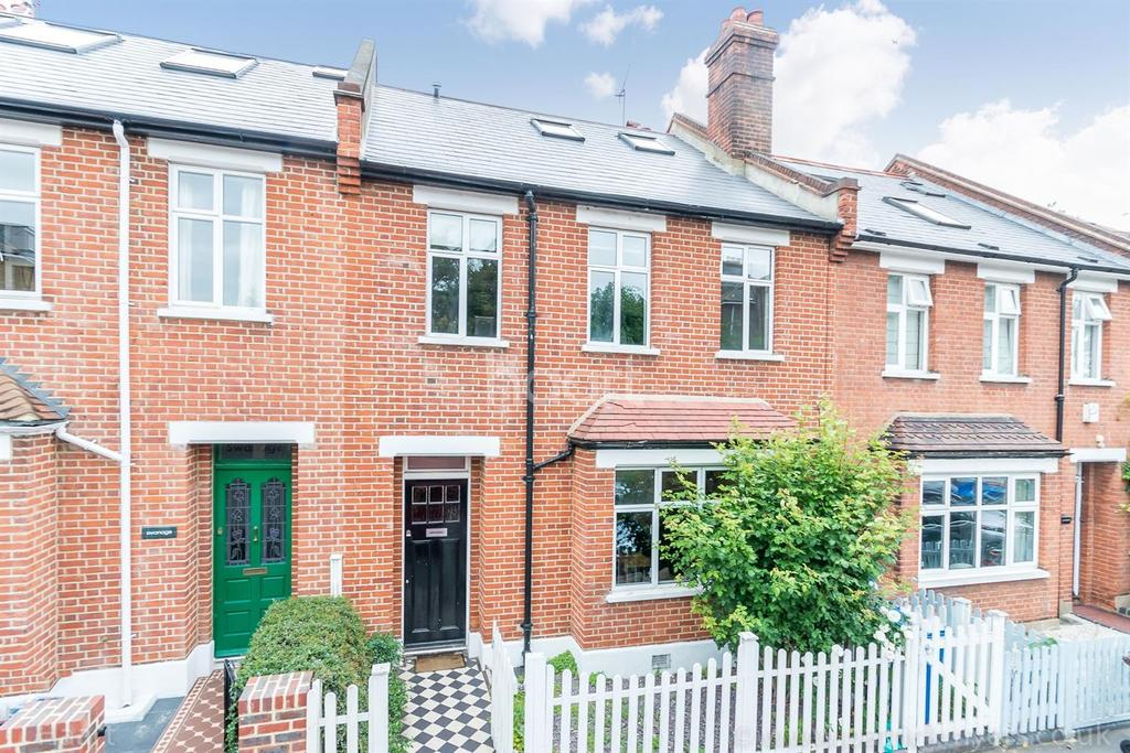 5 Bedrooms Terraced House for sale in St Kilda, The Gardens, East Dulwich, London,SE22