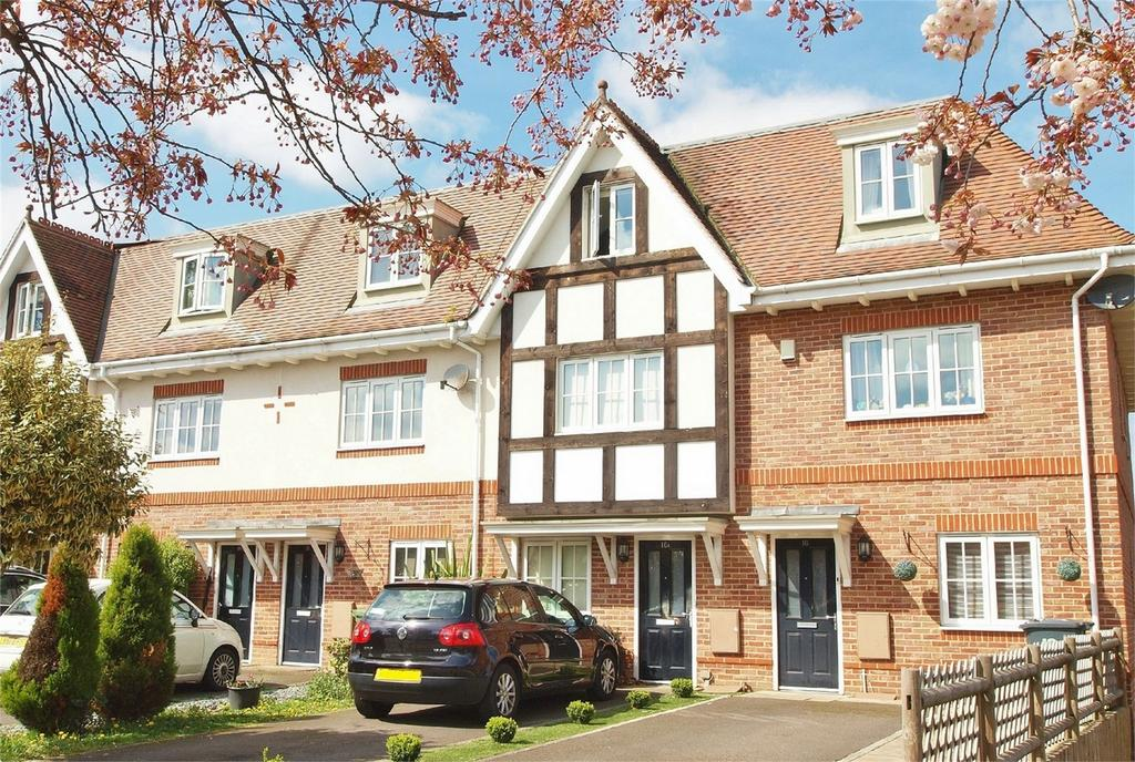 4 Bedrooms Town House for sale in Kingswood Road, Shortlands, Bromley