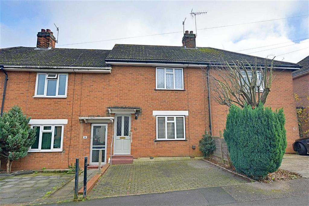 2 Bedrooms Terraced House for sale in Palmer Road, BENGEO, Herts, SG14