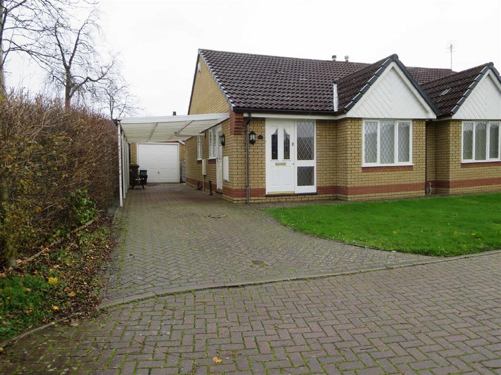 2 Bedrooms Bungalow for rent in Plas Newydd Close, Oswestry, SY11
