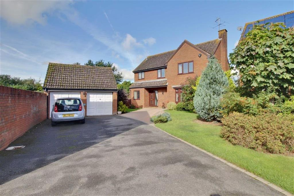 4 Bedrooms Detached House for sale in Brimsome Meadow, Highnam