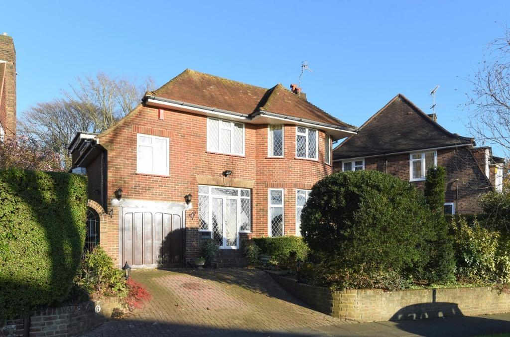 4 Bedrooms Detached House for sale in Tongdean Avenue Hove East Sussex BN3