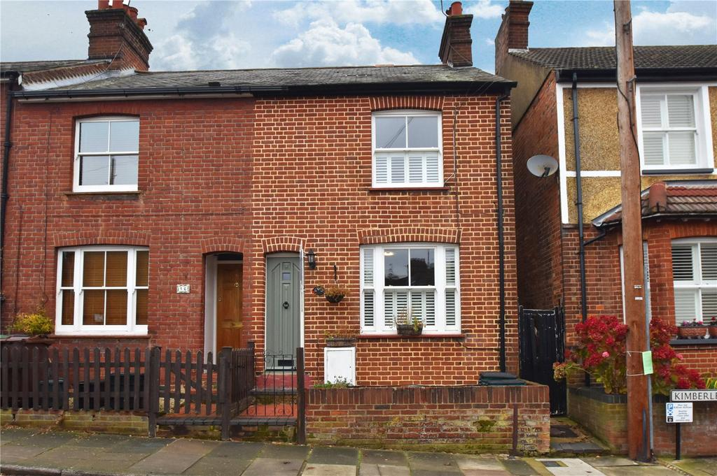 3 Bedrooms End Of Terrace House for sale in Kimberley Road, St. Albans, Hertfordshire