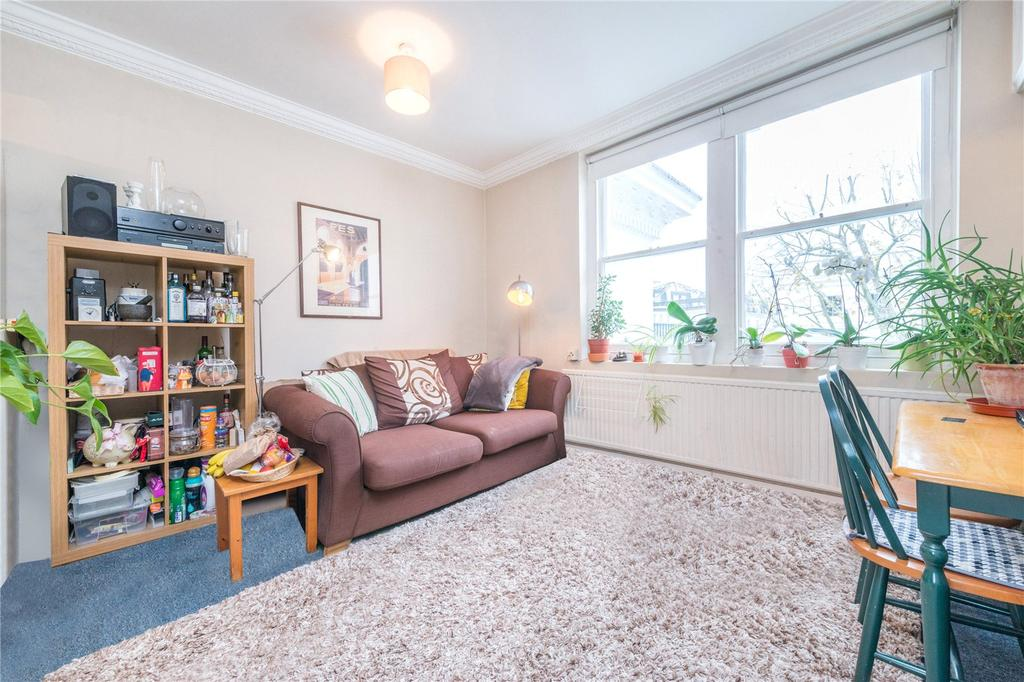 1 Bedroom Flat for sale in Craven Hill Gardens, London