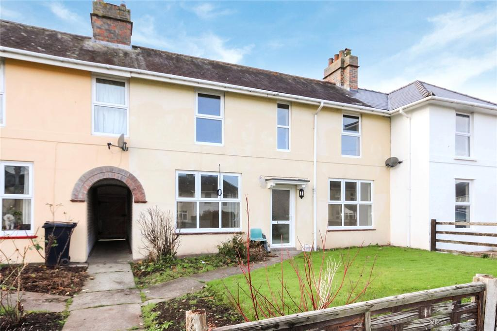 3 Bedrooms Terraced House for sale in Trenewydd, Brecon, Powys