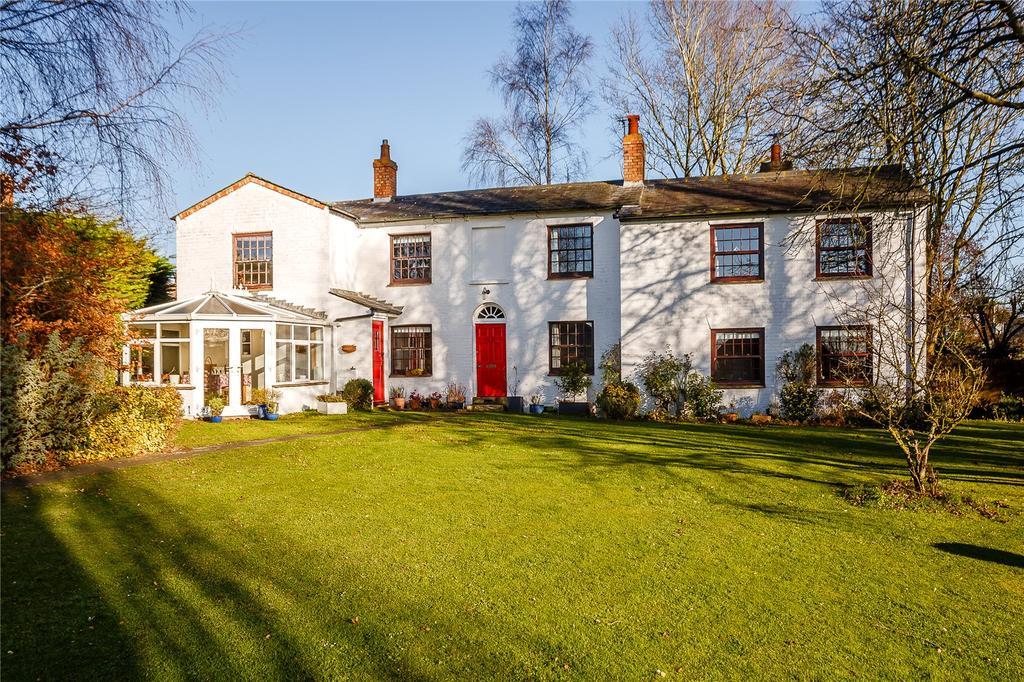 4 Bedrooms Detached House for sale in Swanbourne, Milton Keynes
