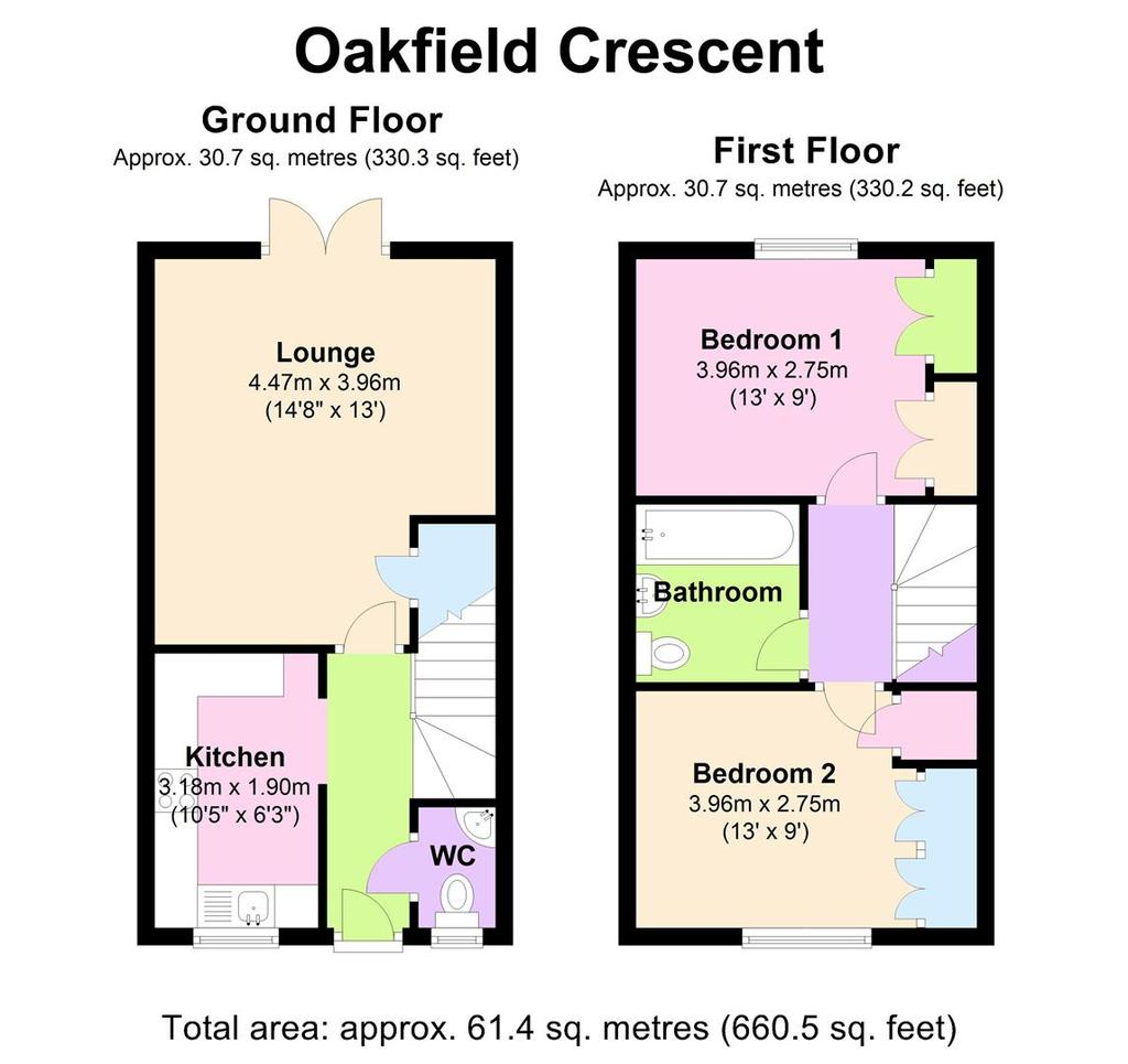 Floorplan: 3 Oakfield Cresc   Floorplan.JPG