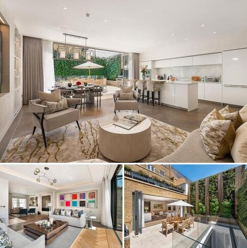 5 bedroom terraced house for sale - Lonsdale Road, Notting Hill, London, W11