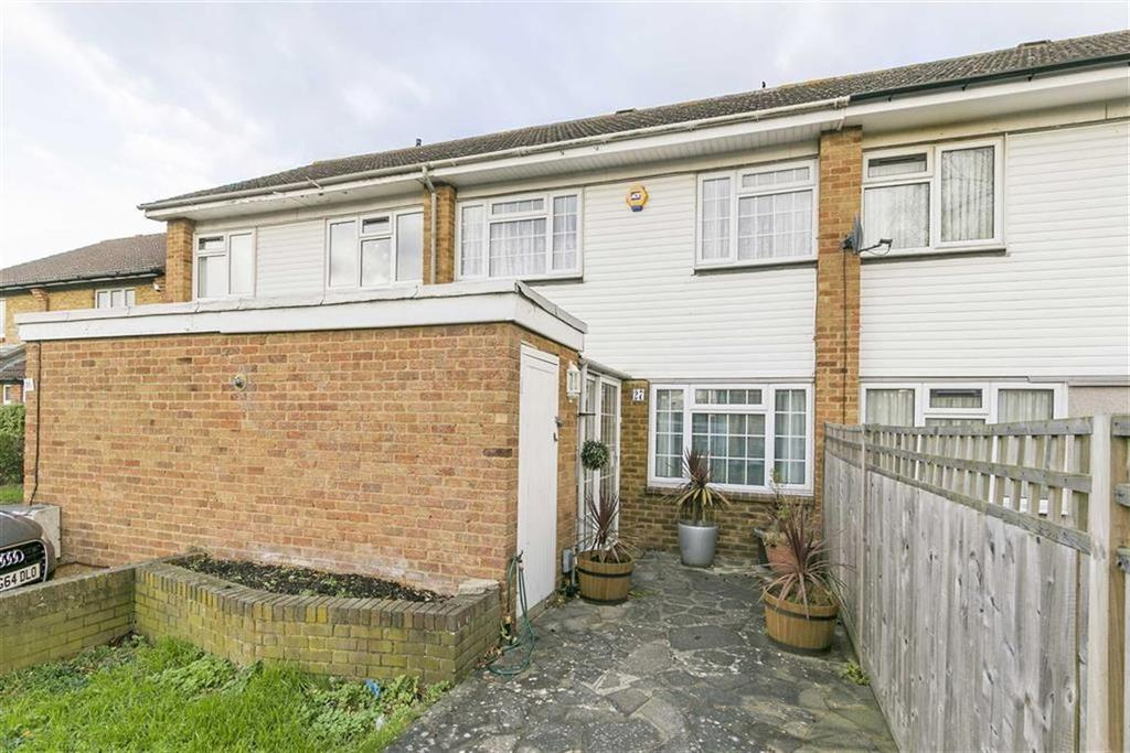 3 Bedrooms Terraced House for sale in Bloomsbury Close, Epsom, Surrey