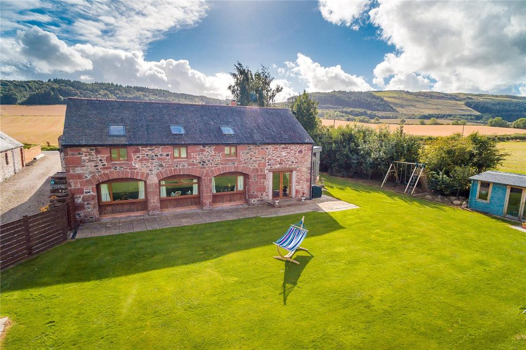 5 Bedrooms Detached House for sale in Baiglie Courtyard, Bridge of Earn, Perth, Perthshire