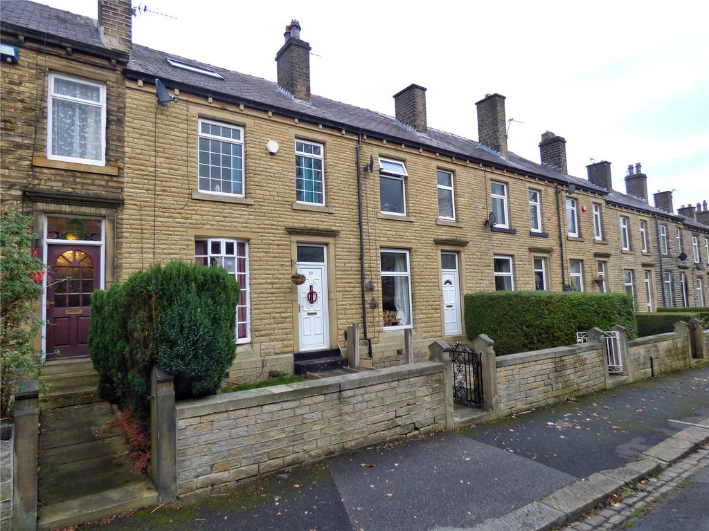 4 Bedrooms Terraced House for sale in Virginia Road, Marsh, Huddersfield, West Yorkshire, HD3