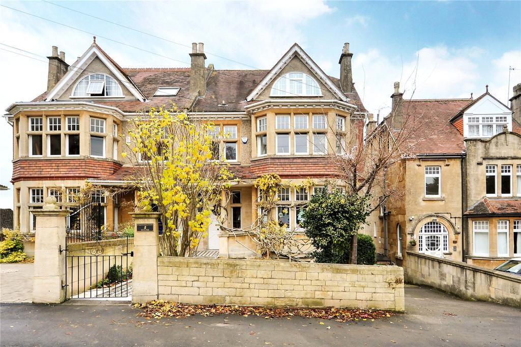 6 Bedrooms Semi Detached House for sale in Bloomfield Road, Bath, BA2