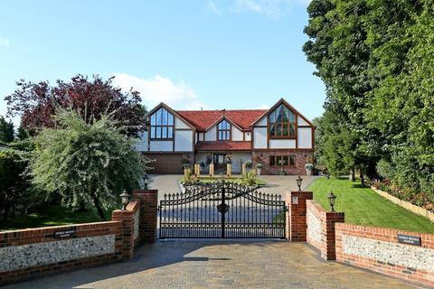 5 bedroom detached house to rent - Pedlars Lane, Therfield, Royston