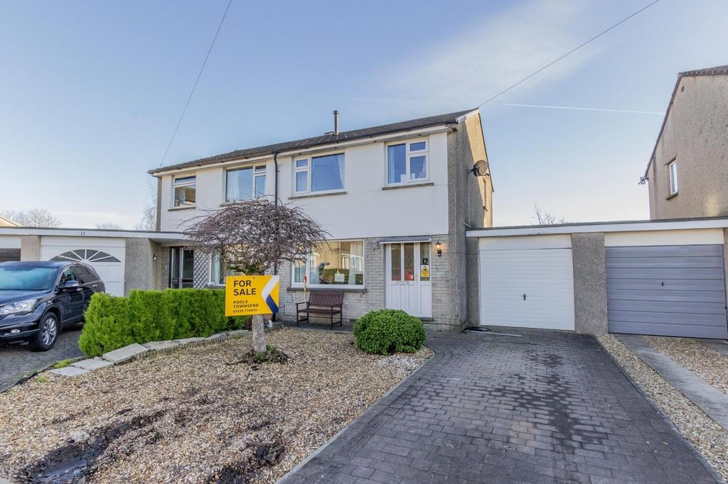 3 Bedrooms Semi Detached House for sale in 12 Beckside, Kendal