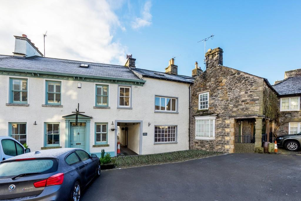 3 Bedrooms Semi Detached House for sale in Bank Court, The Square, Cartmel, Grange-over-Sands, Cumbria, LA11 QB
