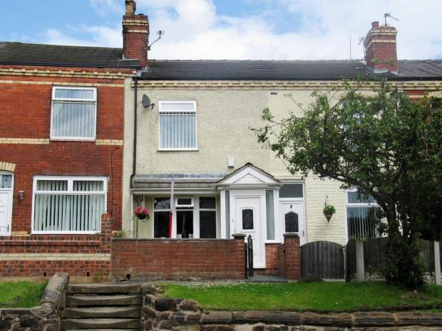 2 Bedrooms Terraced House for sale in Old Road Ashton In Makerfield Wigan