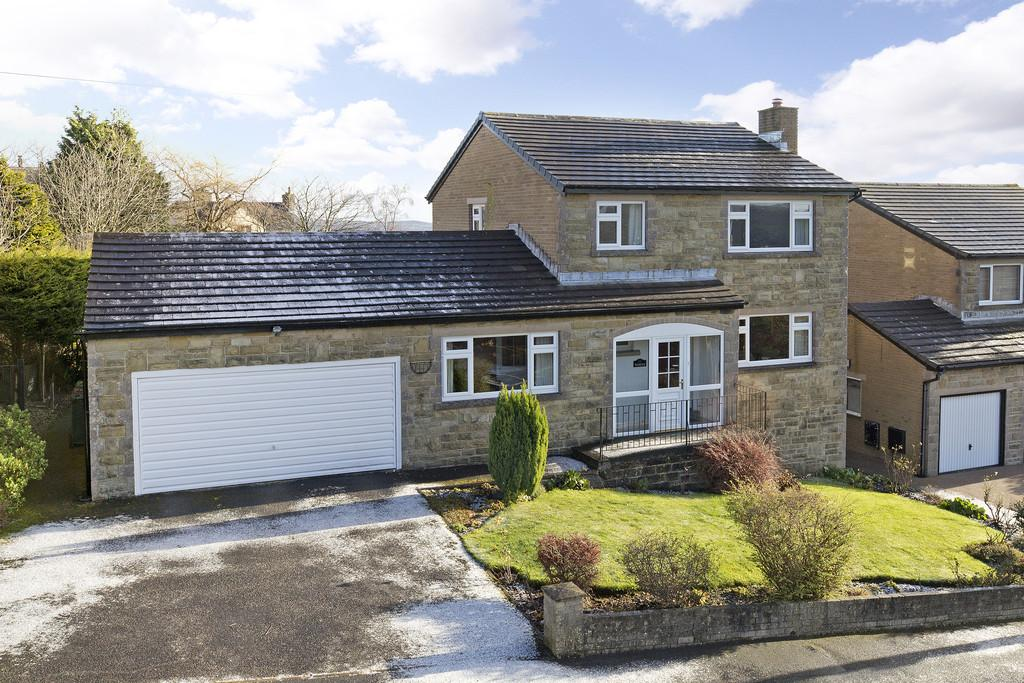 4 Bedrooms Detached House for sale in Alder Carr, Baildon