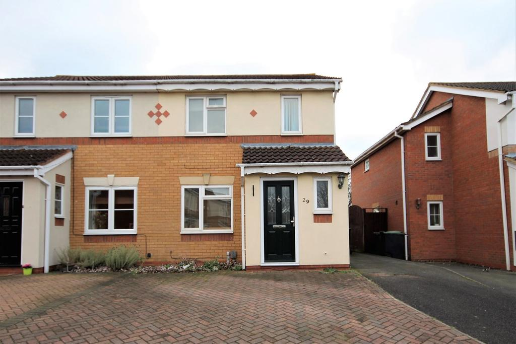 3 Bedrooms Semi Detached House for sale in Eisenhower Road, Shefford, SG17