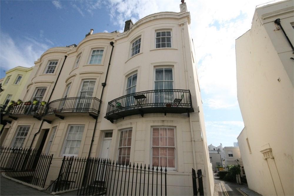 1 Bedroom Flat for rent in Waterloo Street, Hove, BN3