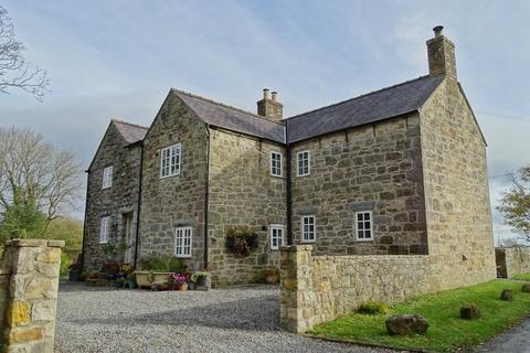 4 bedroom farm house for sale - Ffordd Plas Ucha, Nercwys
