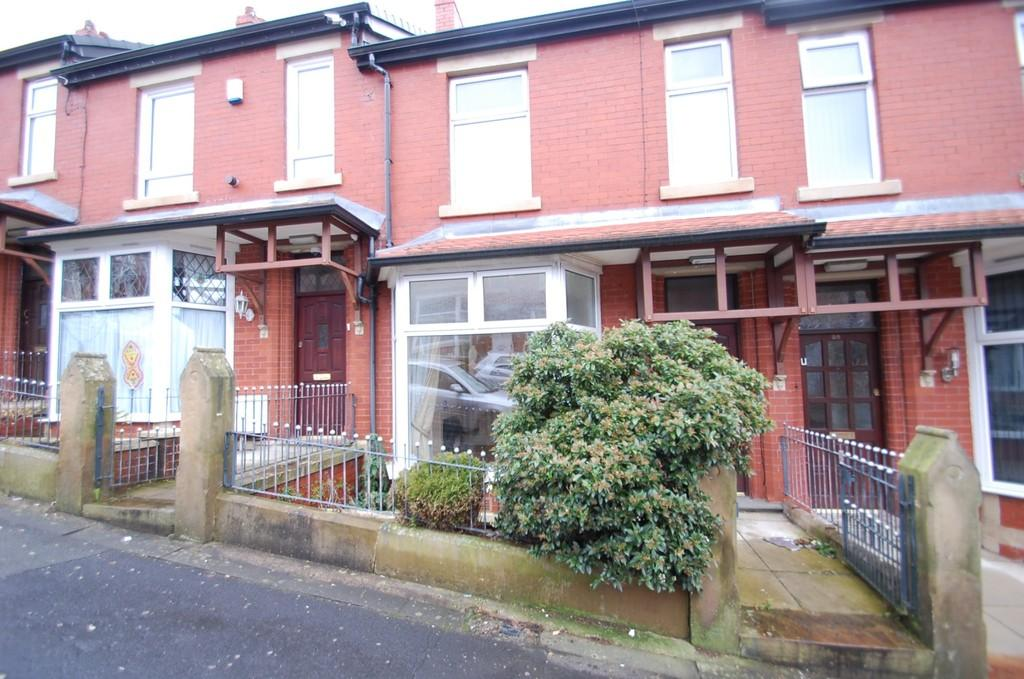 3 Bedrooms Terraced House for sale in Palatine Road, Off Saunders Road, Blackburn