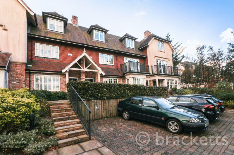 4 Bedrooms Terraced House for sale in Coppice Mews, Forest Road, Tunbridge Wells