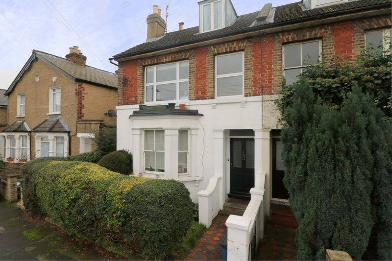 2 Bedrooms Apartment Flat for sale in Dering Road, Croydon