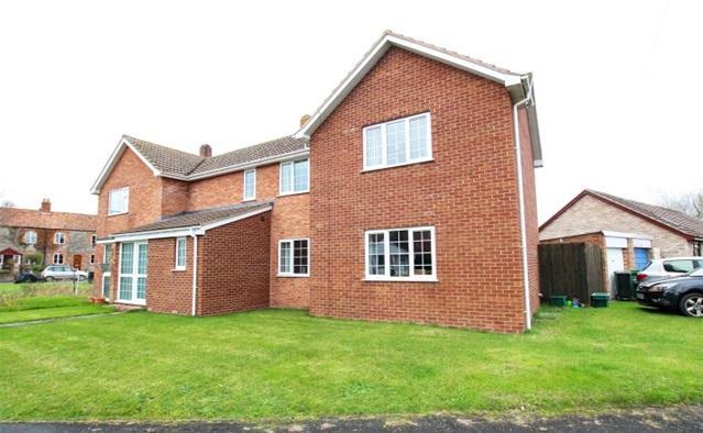 4 Bedrooms Semi Detached House for sale in Estuary Park, Combwich, Bridgwater
