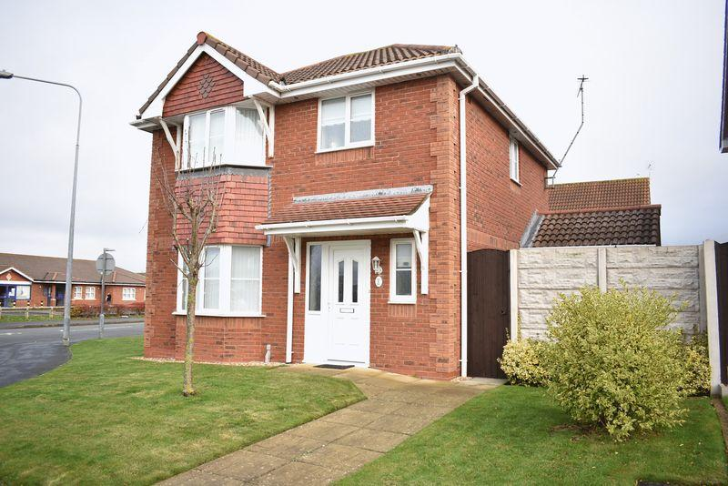 3 Bedrooms Detached House for sale in Lon Hafren, Rhyl