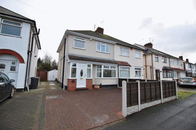 3 Bedrooms Semi Detached House for sale in Winchester Road, Oxley, Wolverhampton