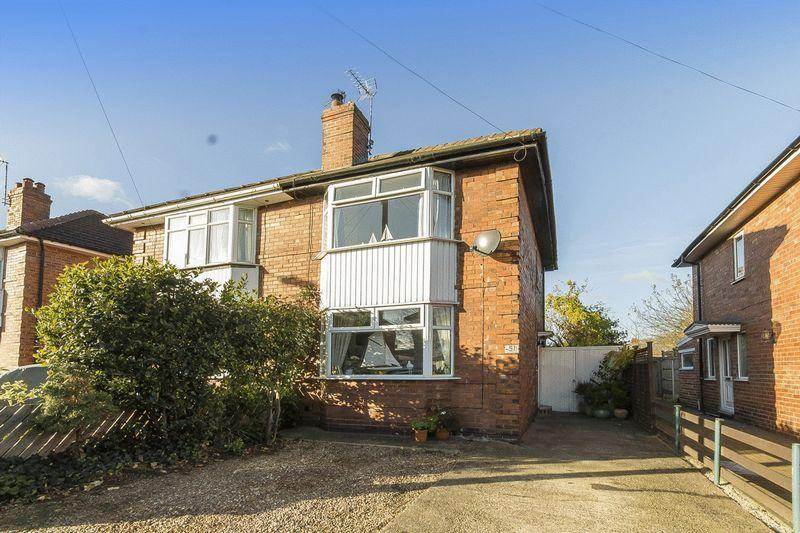 2 Bedrooms Semi Detached House for sale in Lincoln Avenue, Derby