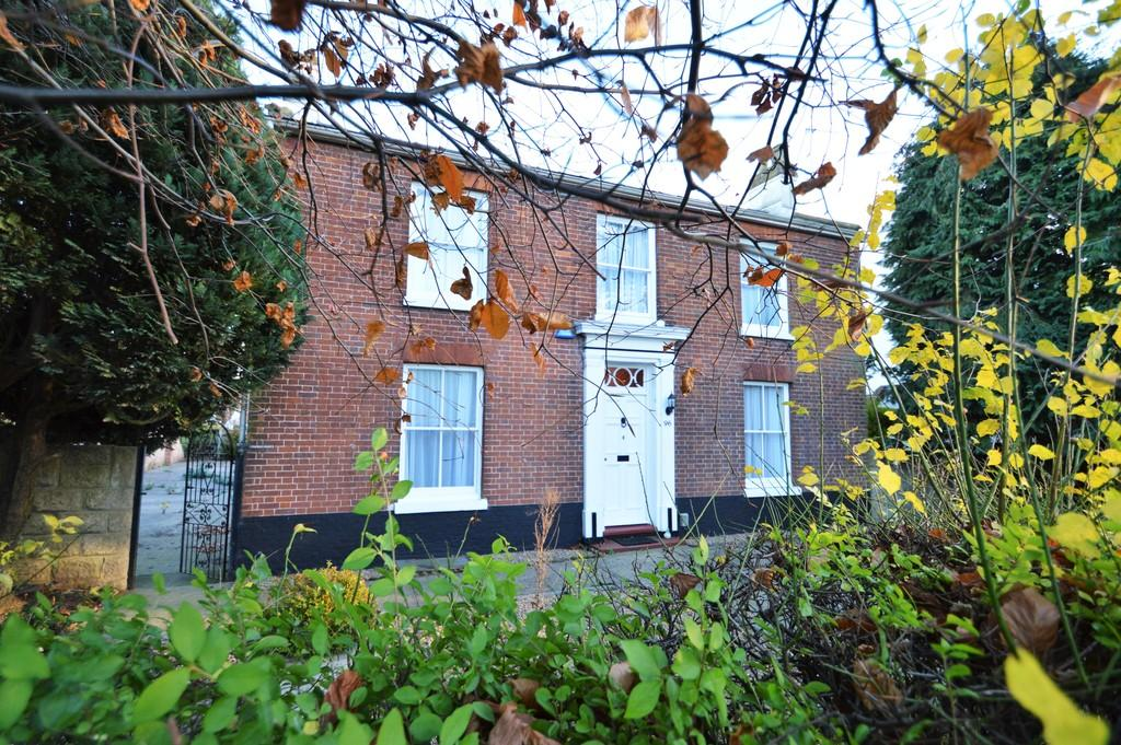 4 Bedrooms Detached House for sale in Norwich
