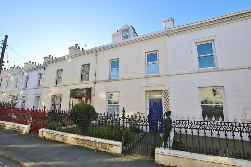 5 Bedrooms Terraced House for sale in Waterloo Road, Ramsey