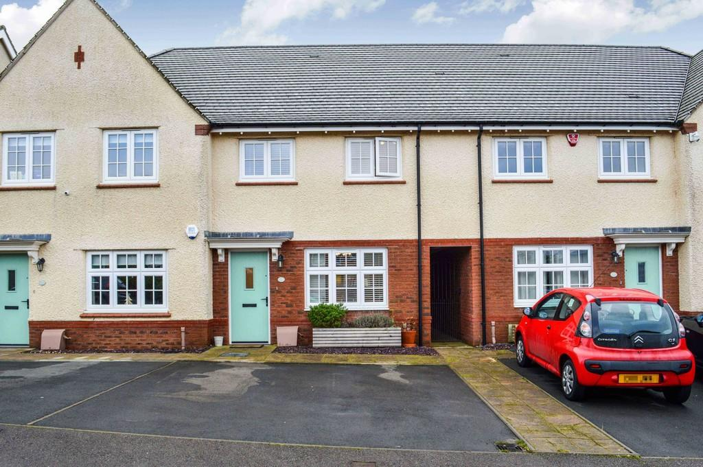 3 Bedrooms Terraced House for sale in Manor View, Trelewis