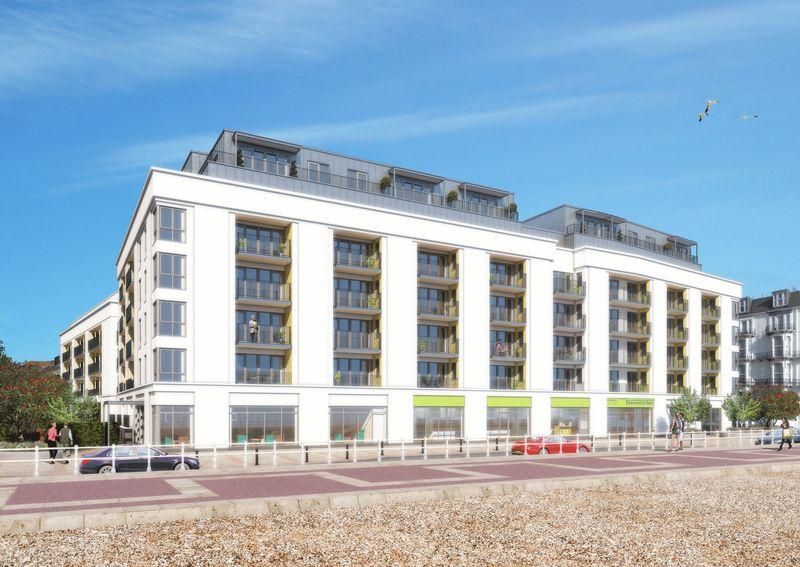 2 Bedrooms Apartment Flat for sale in South Parade, Southsea
