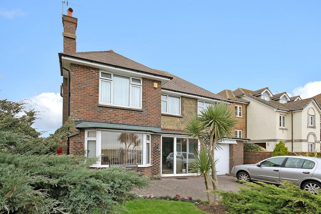 4 Bedrooms Detached House for sale in Brighton Road, Lancing