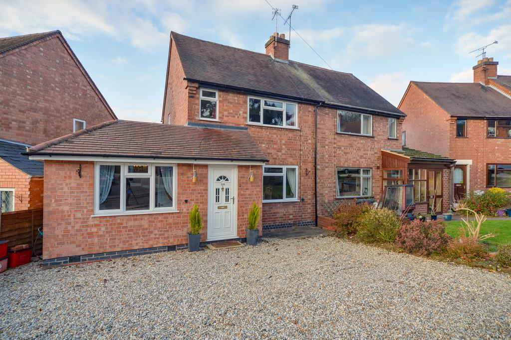2 Bedrooms Semi Detached House for sale in Arthur Street, Kenilworth