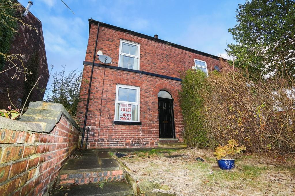 2 Bedrooms Semi Detached House for rent in 261 Worsley Road