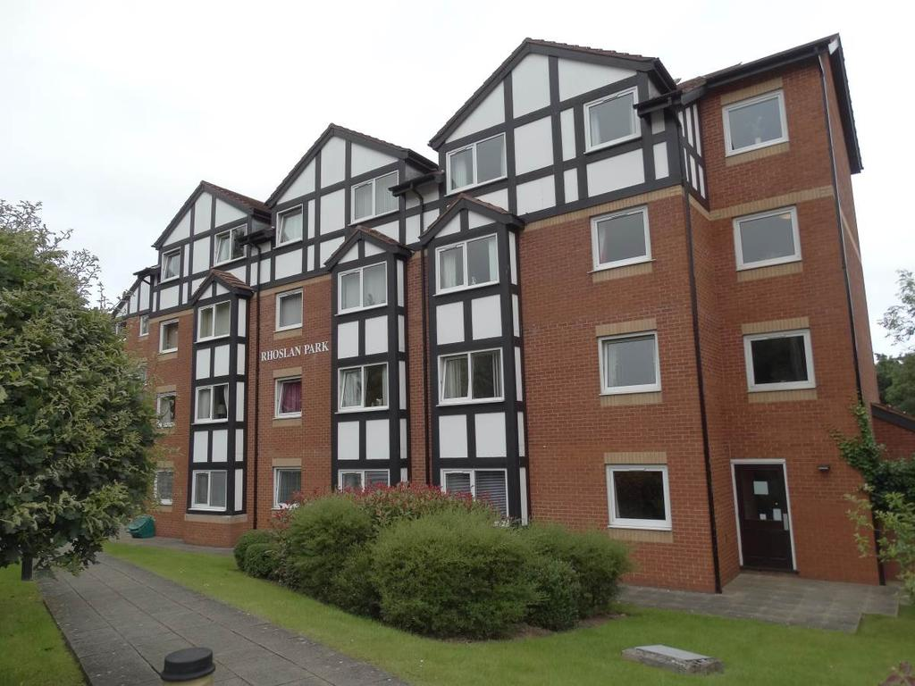 1 Bedroom Ground Flat for sale in Flat 3 Rhoslan Park 76 Conway Road, Colwyn Bay, LL29 7HR