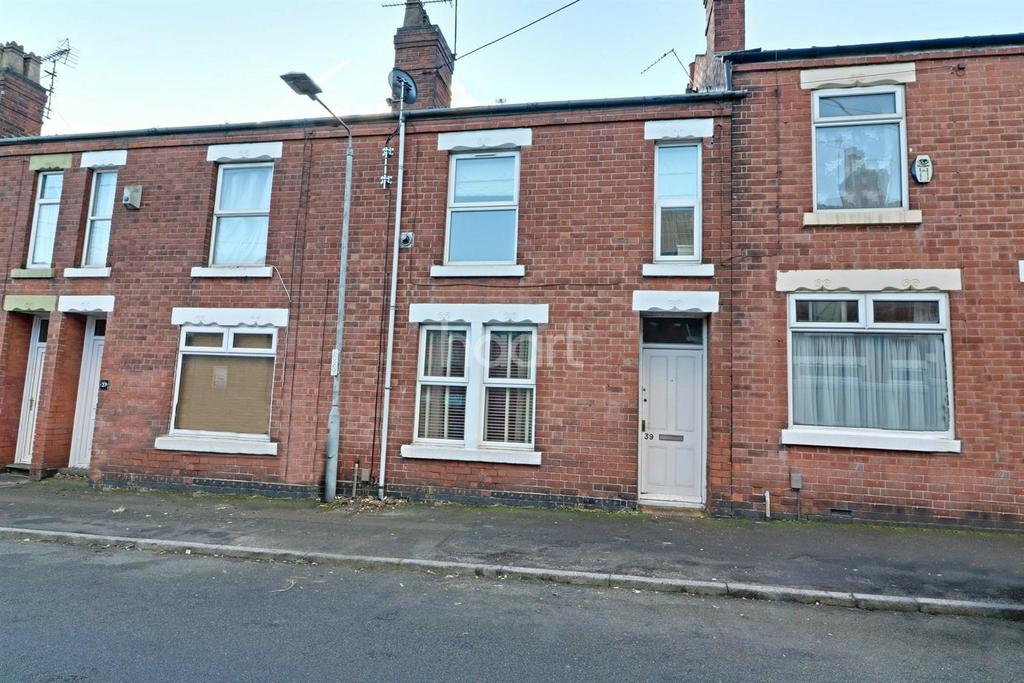 2 Bedrooms Terraced House for sale in Edwin Street, Daybrook, Nottingham.