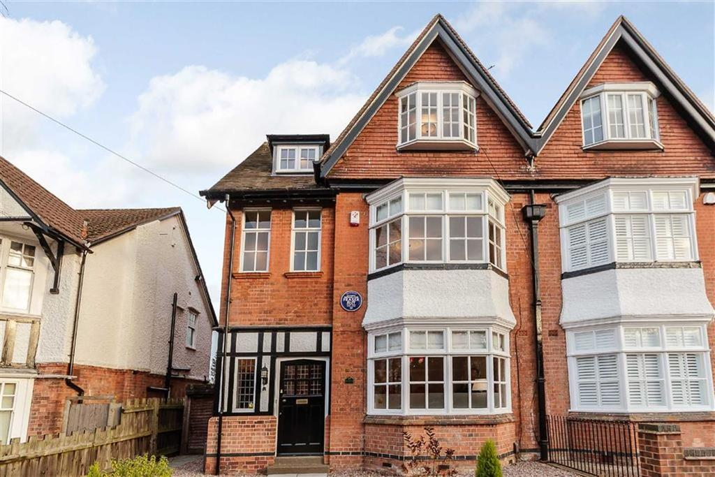 5 Bedrooms Semi Detached House for sale in Guilford Road, Stoneygate, Leicester