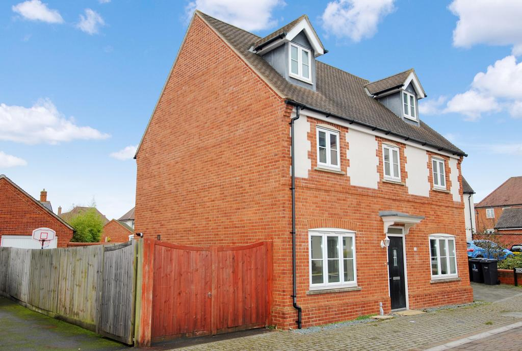 6 Bedrooms Detached House for sale in Conyger Rd, Amesbury, Salisbury