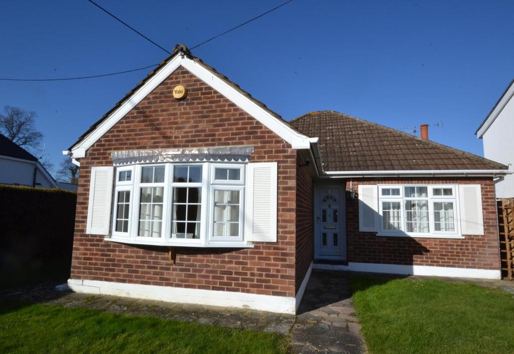 3 Bedrooms Detached Bungalow for sale in Perry Street, Billericay, Essex, CM12