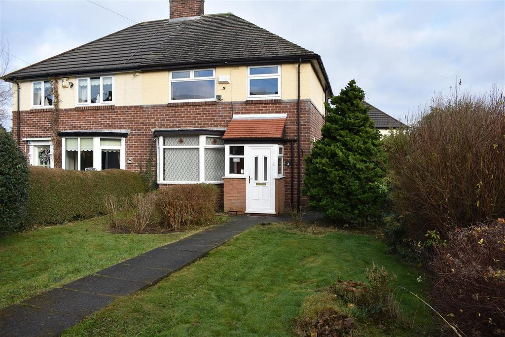 3 Bedrooms Semi Detached House for sale in Cotswold Grove, St. Helens