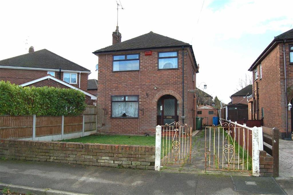 3 Bedrooms Detached House for sale in Woodbank Road, Whitby, Ellesmere Port