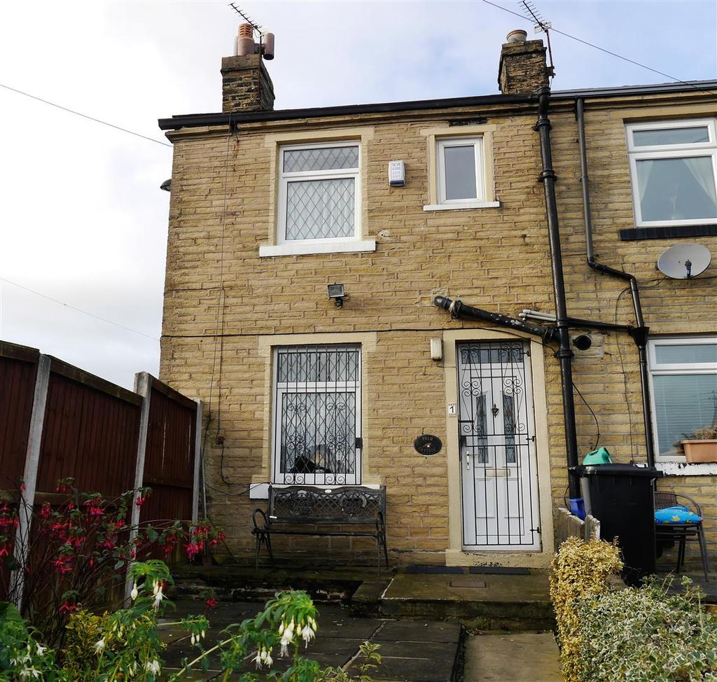 2 Bedrooms Town House for sale in Palm Close, Wibsey, Bradford, BD6 1UH