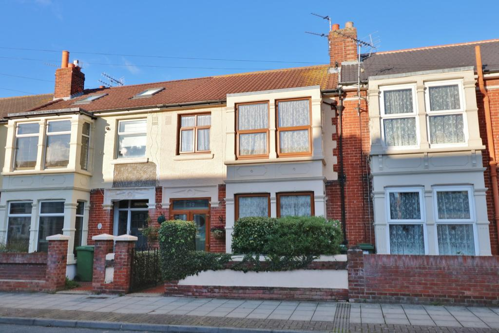 4 Bedrooms Terraced House for sale in Hayling Avenue, Portsmouth