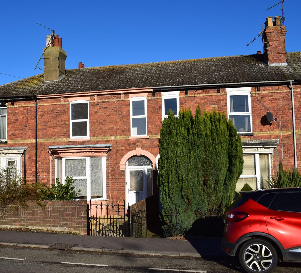 3 Bedrooms Terraced House for sale in Bridge Road, Sutton Bridge, Spalding, Lincolnshire PE12