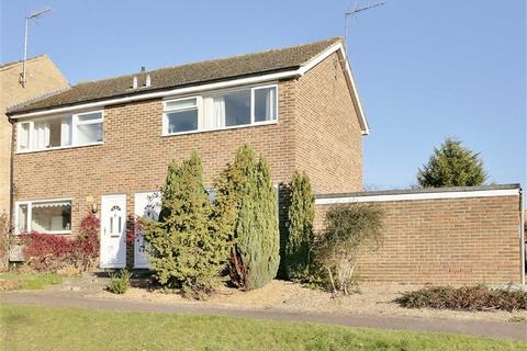 2 bedroom end of terrace house for sale - Winters Way, Bloxham