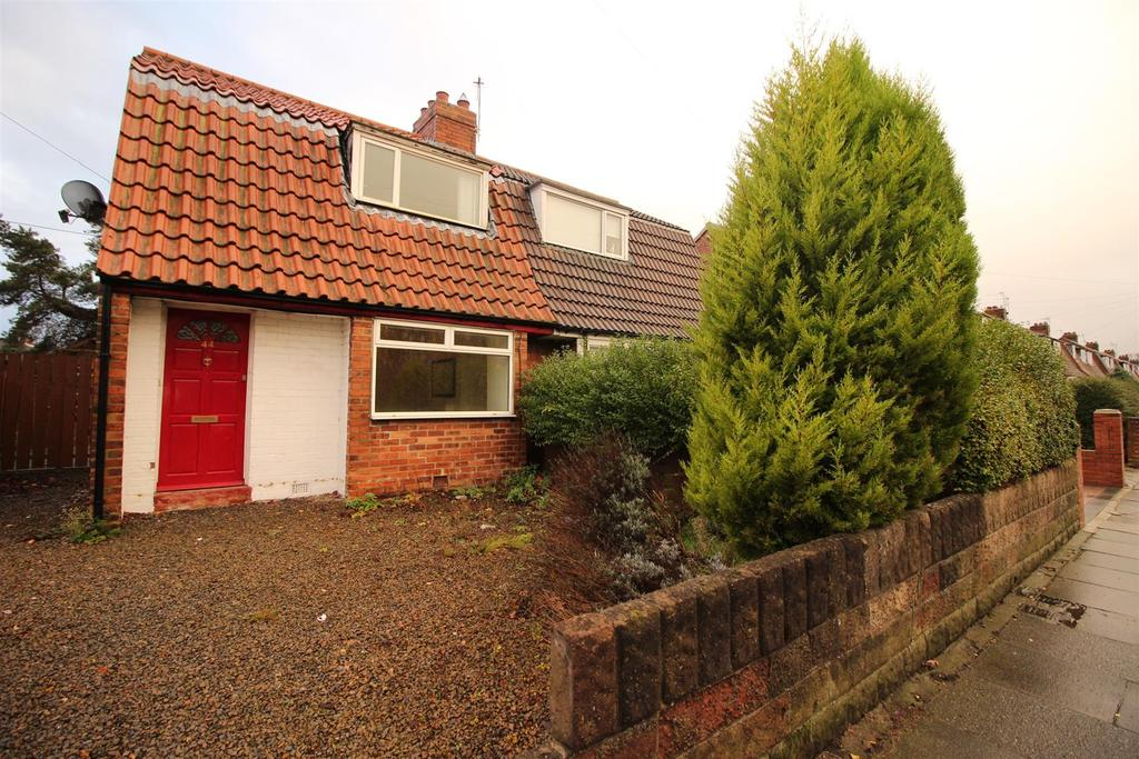 2 Bedrooms Semi Detached House for sale in Meadway, Newcastle Upon Tyne